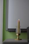 Свеча в память о погибших