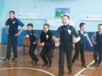 23 февраля 2016г.  Танец  Яблочко