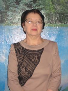 Решилина Ирина Федоровна