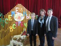 Дуэт братьев Долматовых и Г.С. Ферапонтова