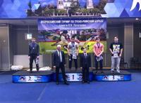 Борцы СШ «Юность» привезли золото и бронзу с Всероссийских соревнований из Ярославля