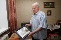 Документы и награды ветерана