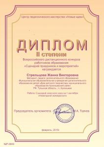 Сертификат Стрельцова - 0004