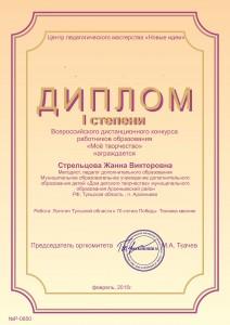 Сертификат Стрельцова - 0005