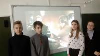 02 Просмотр фильма «Ревизор» в 8 классах