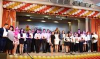 Выпускники музыкального отделения