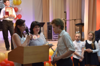 Выпускник Николай Мулюкин (саксофон)