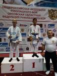 Николаев 2 место