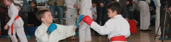 Каратэ Набор в группы с 5 лет