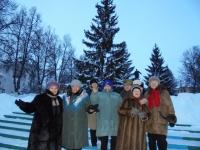 Лит. вечер Крещенские морозы Отв. Осипова (2)