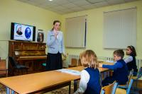 Урок преп. А.А. Родионовой