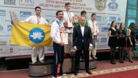 1 место Сенашкин Егор