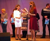Награждение Натальи Фиминой