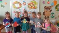 Рисование Украшаем яйцо средняя группа