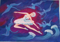 Полынкина Арина  Танец лебедя (2)