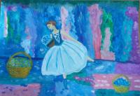 Полынкина Кира прима балета
