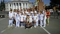 Народный вокально- хореографический ансамбль «Империя»