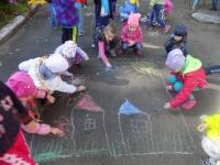 Мы рисуем  детство!