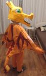 Чаризард Огненный дракон Семья Никоновых Володя 7 ле., Полина Викторовна, Константин Петрович