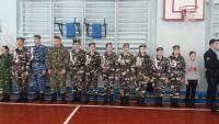 Ненашевское отделение отряда Витязь на соревнованиях по пулевой стрельбе памяти С. Бурнаева