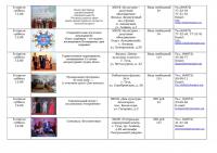 Афиша (план мероприятий) на апрель 2017 - 0007