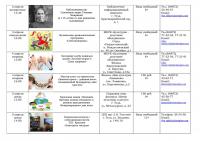 Афиша (план мероприятий) на апрель 2017 - 0004