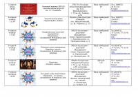 Афиша (план мероприятий) на апрель 2017 - 0005