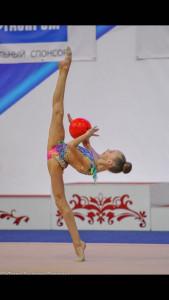 В г.Туле будут проходить  региональные соревнования по художественной гимнастике