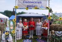 Команда Сасовского района