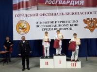 Петров 2 место