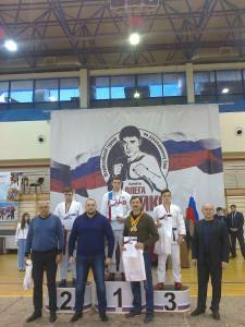 Орлов 1 место