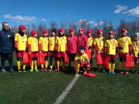 Победитель турнира - команда ДЮСШ Арсенал - 2007