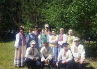 Тульский хоровод в Орловском полесье