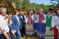 Встреча и.о. губернатора Орловской облоасти