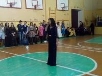 Татьяна Носова и Махмудова Назани исполняют песни
