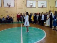 Софья Чернова и Ляшенко Наталья - участницы конкурса Необыкновенный артист
